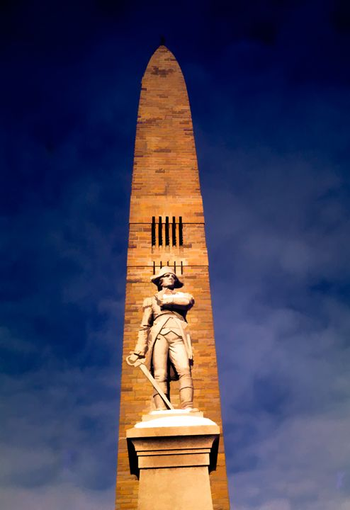 Bennington War Memorial - Foto By Rudy