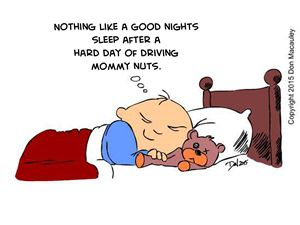 Nathan Good Nights Sleep