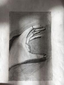 Artist's Hand
