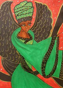 Jamacian Princess Angel