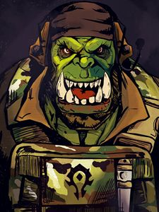 Modern day orc