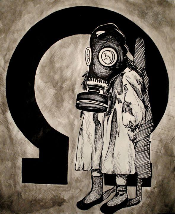 Omega 1 - Megan Ericson