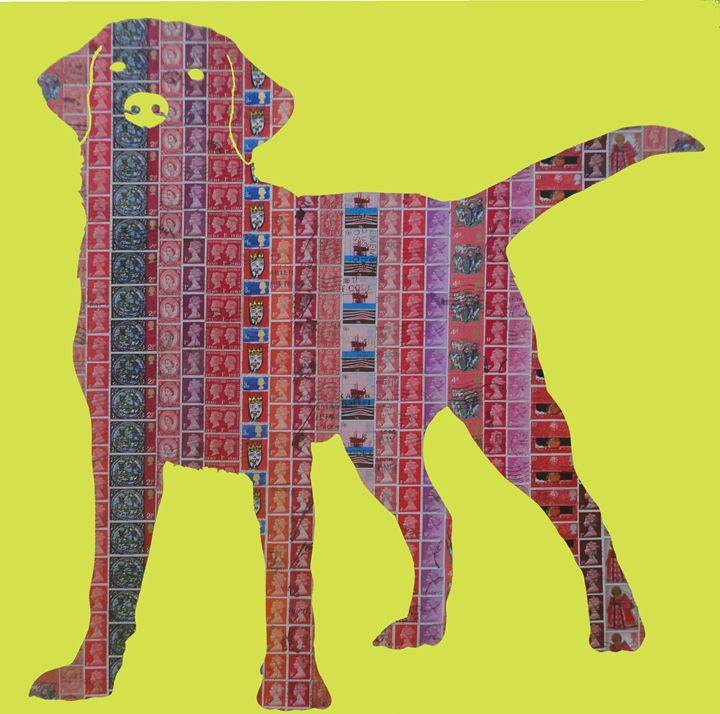 Red Dog - Cocksoup Art
