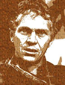 Scrabble Steve McQueen