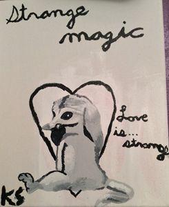 From the movie Strange Magic