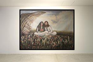 On the wing of love, John & Yoko
