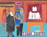 11 x 14 torah Forever Painting!