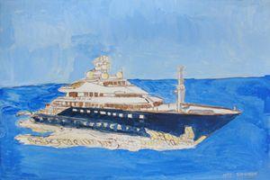 Nat's Luxury Boat