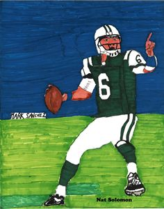 Mark Sanchez:Early Years