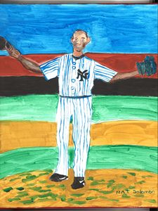 Mariana Rivera: Greatest Closer - Nat Solomon's Paintings and Photography