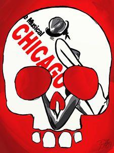 Skulls To Broadway Chicago