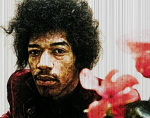 Hendrix in Bloom*Only 500 Available*