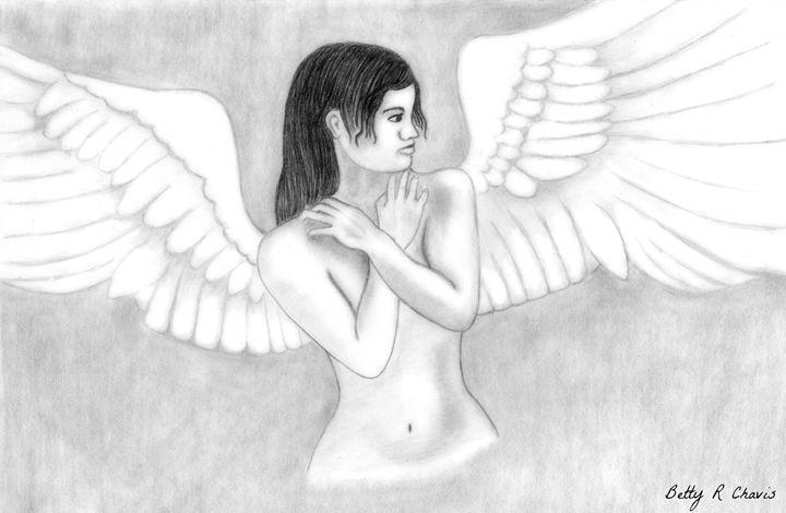 Angel of Beauty - Chavis Art