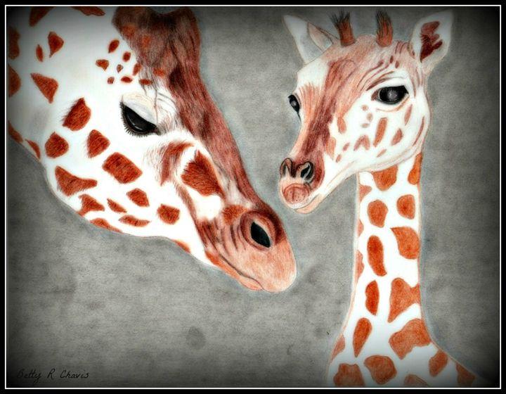 Mothers Love - Chavis Art