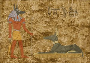 Anubis times two