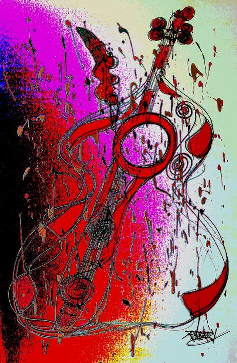 Axis of Jazz - JazzXpressionstudio Art