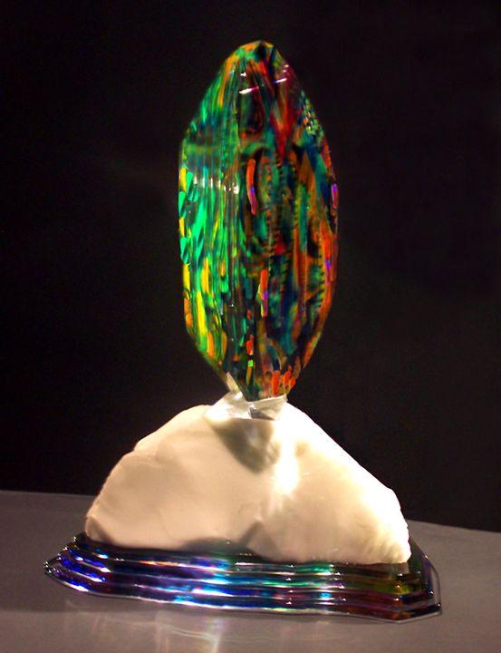 Mountain Jewel - MILICI Fine Art