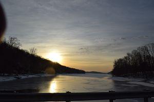 Sunrise Candlewood Lake