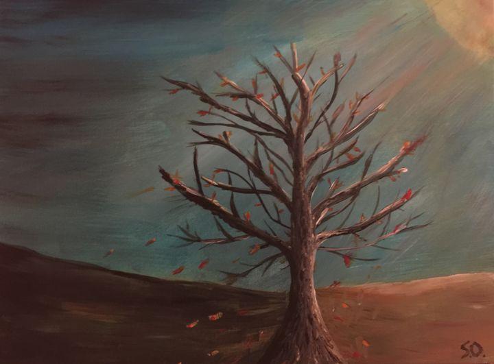 Whimsy Tree - SO art