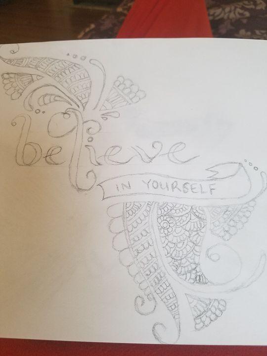 Believe n yourself - Artistica