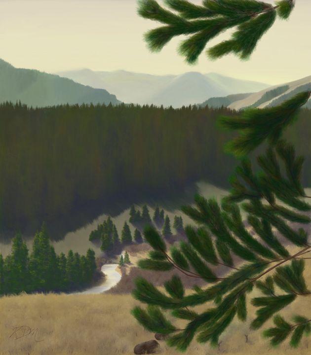 Elk Ridge - Kelly McVinnie