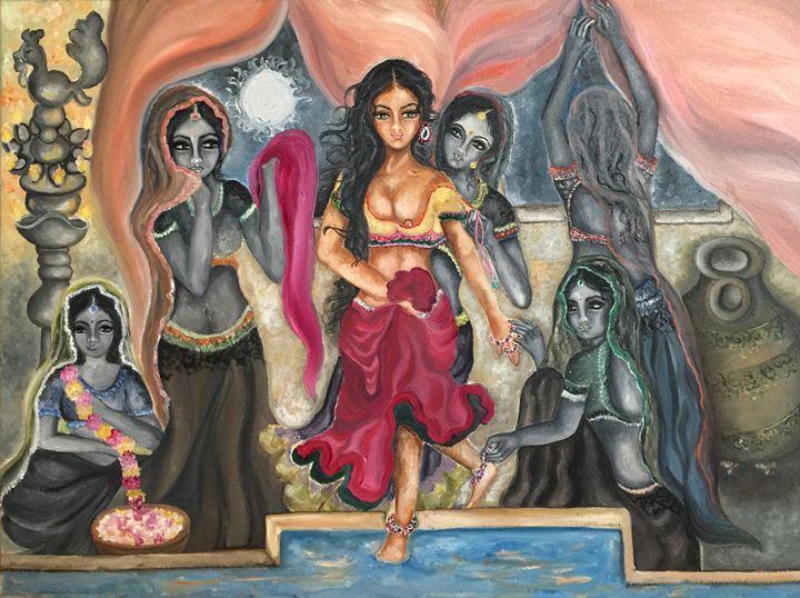 Princess bath - Kriyaarts