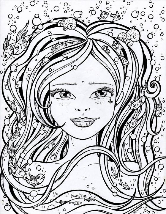 Under The Sea-2014 - PaolaBeatrixArt