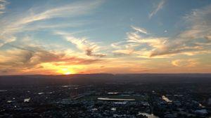 Sunset, Gold Coast, Australia