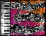 MUSICAL PIANO - 1 (11X14)