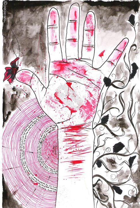 bleeding - Crimson May