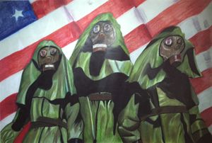 3 Wisemen - Sterling Loves Art
