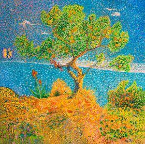 le paradis perdu et son arbre