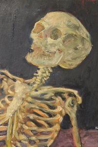 The Laughing Skeleton