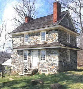 John Chad house