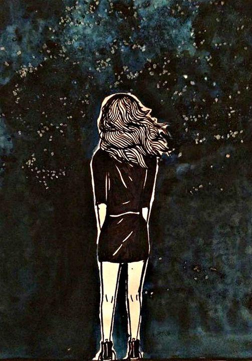 Edge of the sky - Gabby Hunny