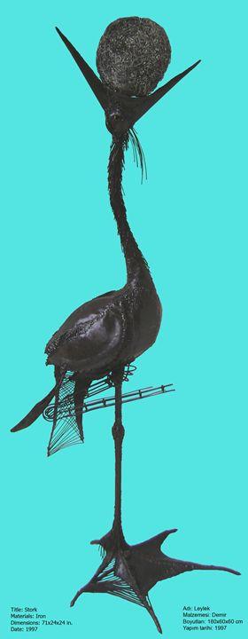 1- Stork     $ 3500 (Hollywood) - Zafer Sari
