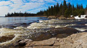 Rapids in Spring