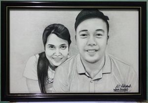"Portrait ""Codinera & Quisil Couple"""