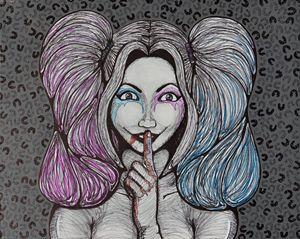 Harley's Secret (color)