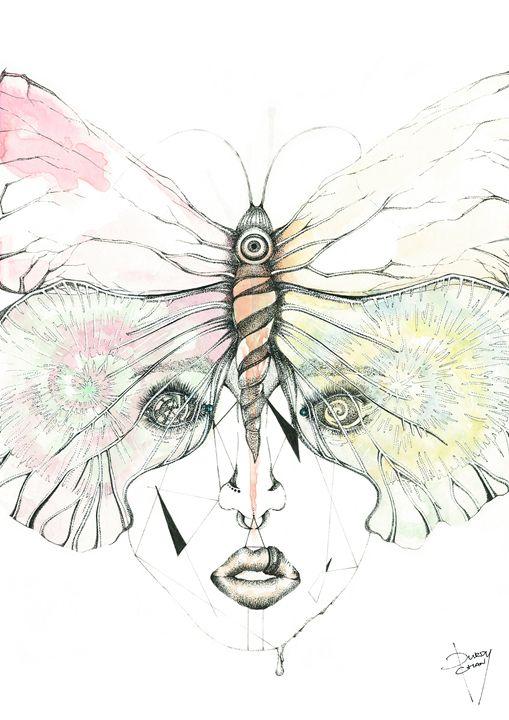 Captivated - Fresc Emocio Art