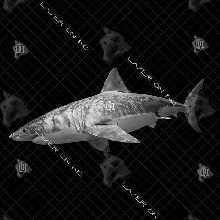 tiger-shark2-12in - Laser On Inc