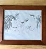 Original handed drawing