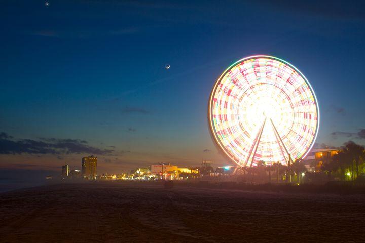 Skywheel - Liquatic Photography