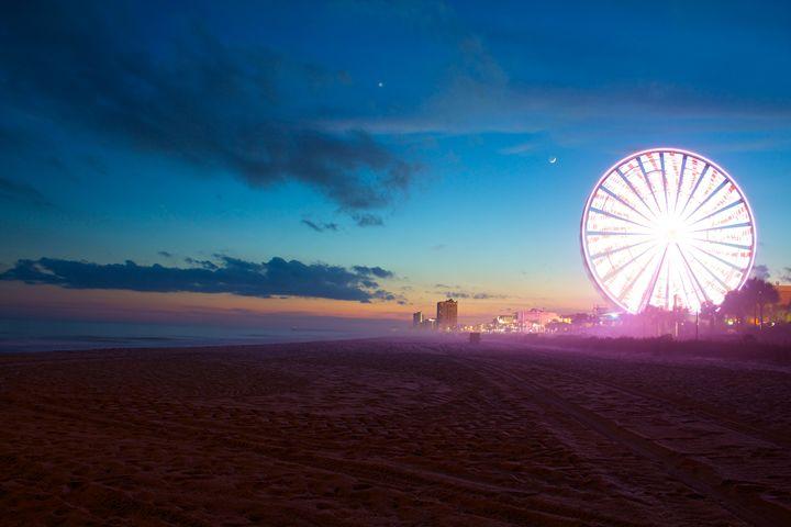 Skywheel #4 - Liquatic Photography