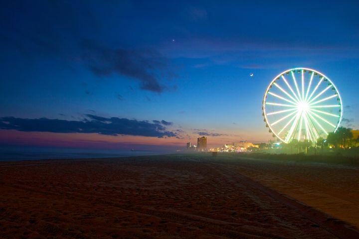 Skywheel #3 - Liquatic Photography