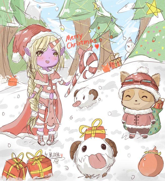 LOL Christmas - Morancy