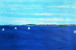 Sailing Day - JG Art