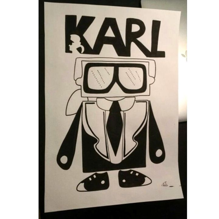 The Karl - Lidia's Art and Drawings