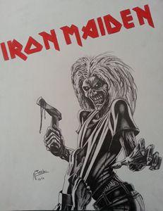 Iron Maidens Eddie