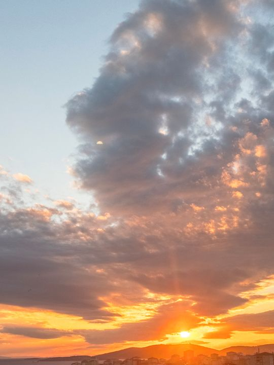 Sunset - Rif Maria photography